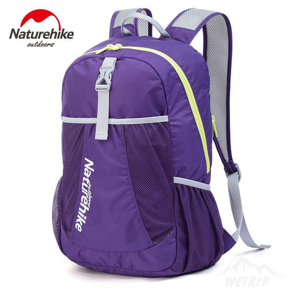 NatureHike Sport Men Travel Backpack Women Ultralight Outdoor Leisure School Backpacks Bags 22L 5 Colors
