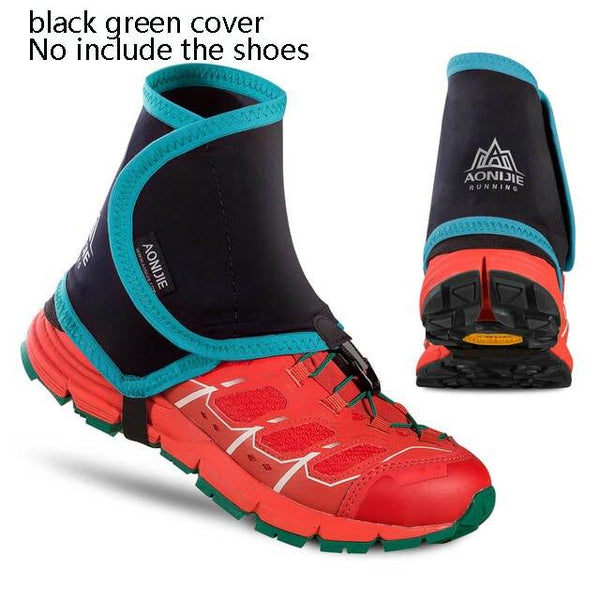 green-shoe-covers