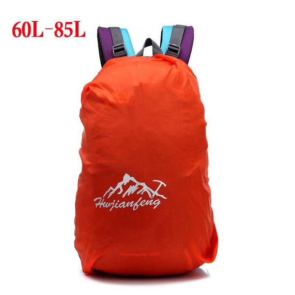 Backpack Rain Cover Bag Dust Cover 40L 50L 60L 80L Climbing Backpack Cover Waterproof Outdoor Backpack Camping Bag Rain Cover