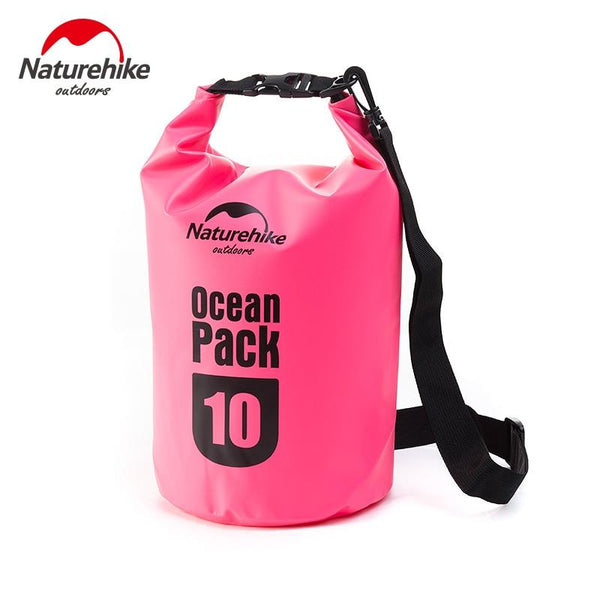 NatureHike River Trekking Bags large capacity Waterproof Bag Outdoor Dry Bag for Rafting Boating Kayaking Canoeing 5L 30L 20L