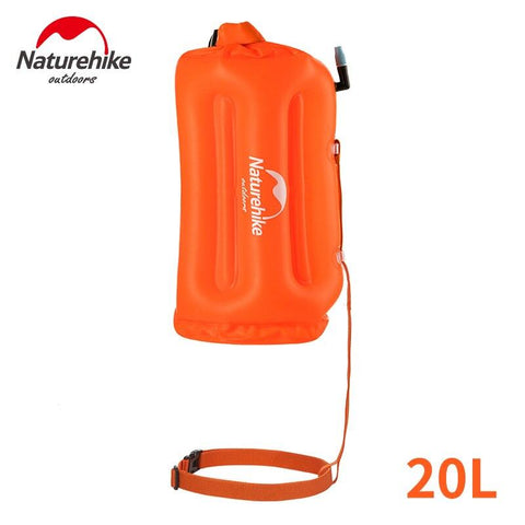 Naturehike Waterproof dry Bag River Trekking Bags Survival Floating outdoor Camping Ocean Pack Swimming Storage bag