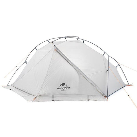 Naturehike VIK Series 970g Ultralight Single Tent 15D Nylon Waterproof Camping Tent Single-layer Outdoor Hiking Tent