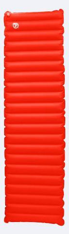 JR Gear R 5.0 PrimaLoft ultralight outdoor air mattress moistureproof inflatable air mat with TPU flim camping air tube bed