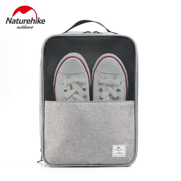 NatureHike Travel Storage Shoe Bag Nylon Swimming Multifunction Travel Portable Tote Bag Shoes Pouch Organizer