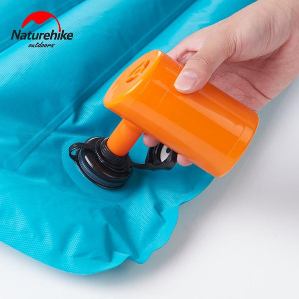 Naturehike Electric Inflatable Pump For Outdoor Air Mat Camping Moisture-proof Mattress Travel Pillow Mini Portable Inflatable