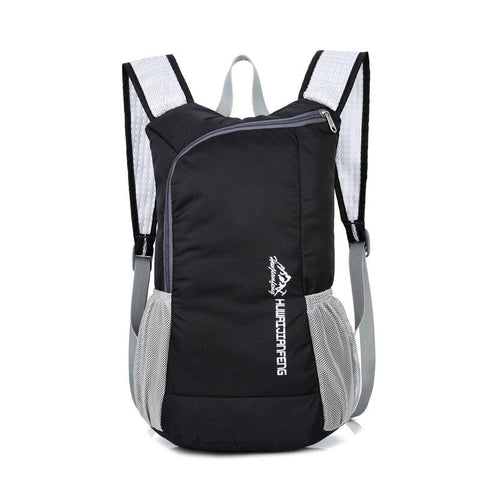 Outdoor Camping hiking Folding bag Lightweight Waterproof Travel Men Women Backpack Bags portable cycling riding bag