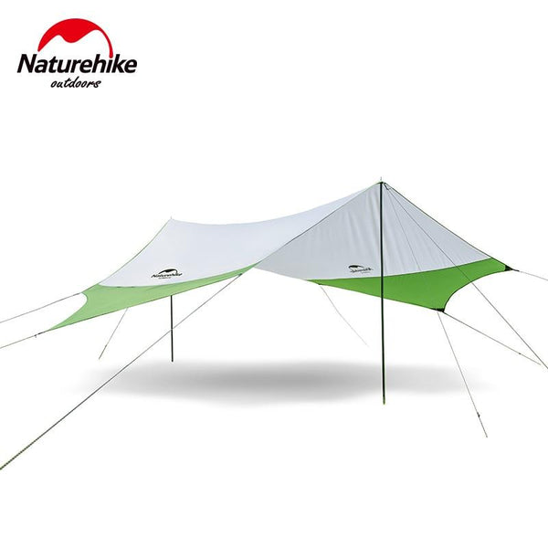 NatureHike hiking tent Ultralight Outdoor Sunshade Camping Marquee outdoor Tents NH sun shelter large tarp awning sun canopy