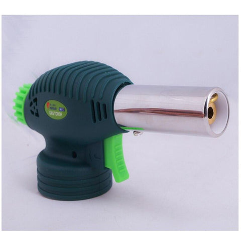 Max Gas Torch Flame Gun Blowtorch Cooking Soldering Butane AutoIgnition gas-Burner Lighter Heating Welding gas burner flame