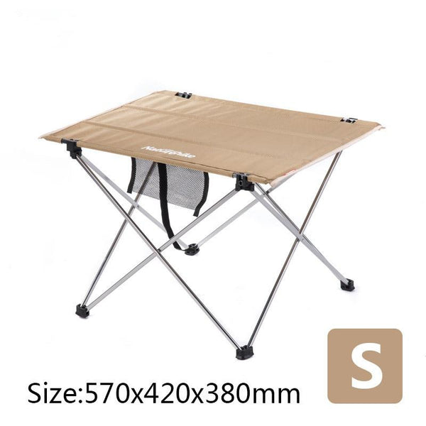 Naturehike Outdoor folding table Travel Camping Wild Dining Picnic Thicken Oxford Cloth Super Light Portable Tea Table