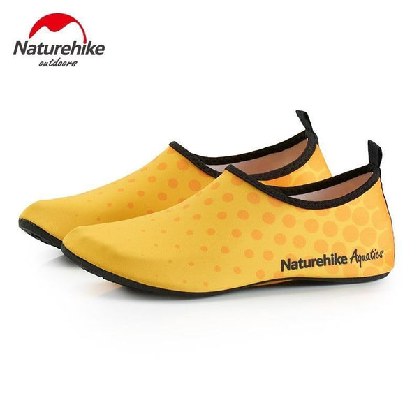 Naturehike Size L Outdoor Quick Drying Swimming Ultralight Water Shoes Protective Foot Socks Beach Skid-proof Shoe For Man Woman