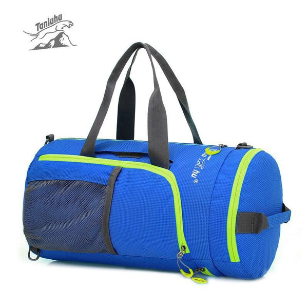 Outdoor travel sport ultralight folding bag portable backpack camping Travel Bags Waterproof Rucksack