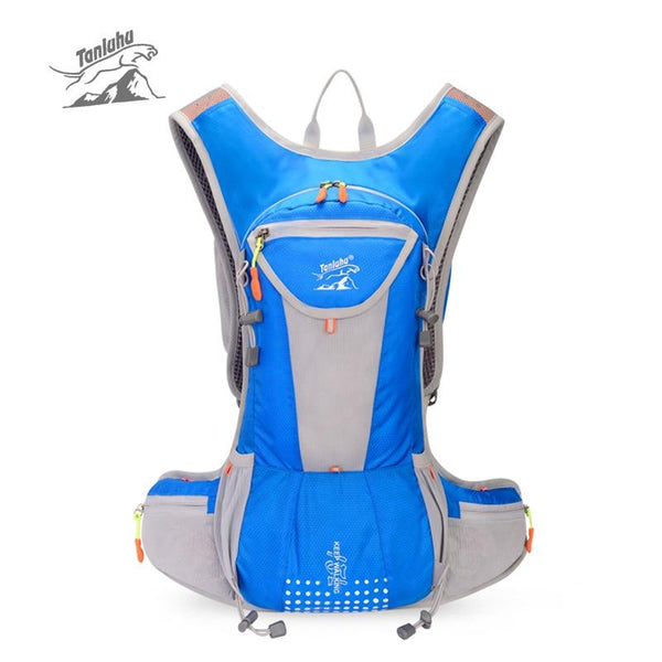 TANLUHU Riding Backpack MTB Outdoor 15L Suspension Breathable Outdoor Riding Backpack Riding Bicycle Cycling Ba