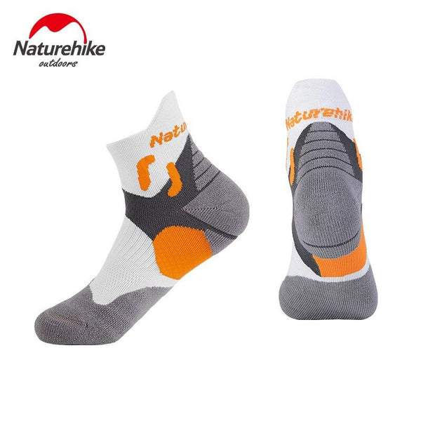 Naturehike Men Running Sports Socks Riding Cycling Basketball Sport Sock Summer Hiking Tennis Ski Man Women Bike Bicycle Slip