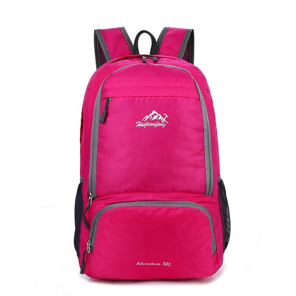 Travel Climbing Backpacks Men Women Bags Waterproof Hiking Backpacks Outdoor Camping Sport bag Backpack Folding Casual bags