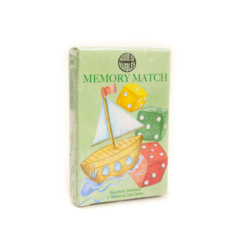 Memory Match Card Game