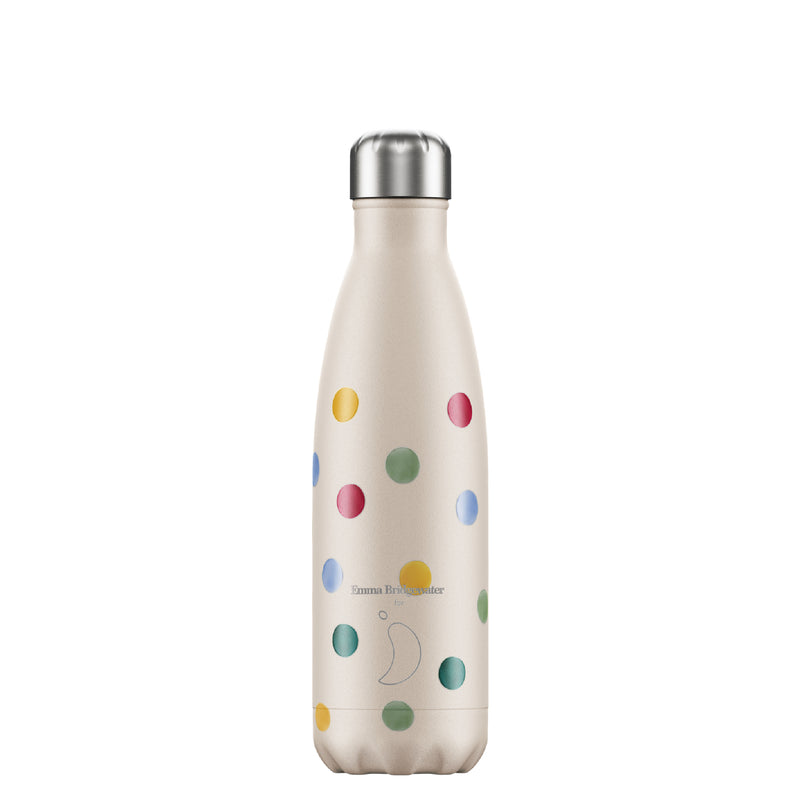 Chillys 500ml Bottle Emma Bridgewater Polka