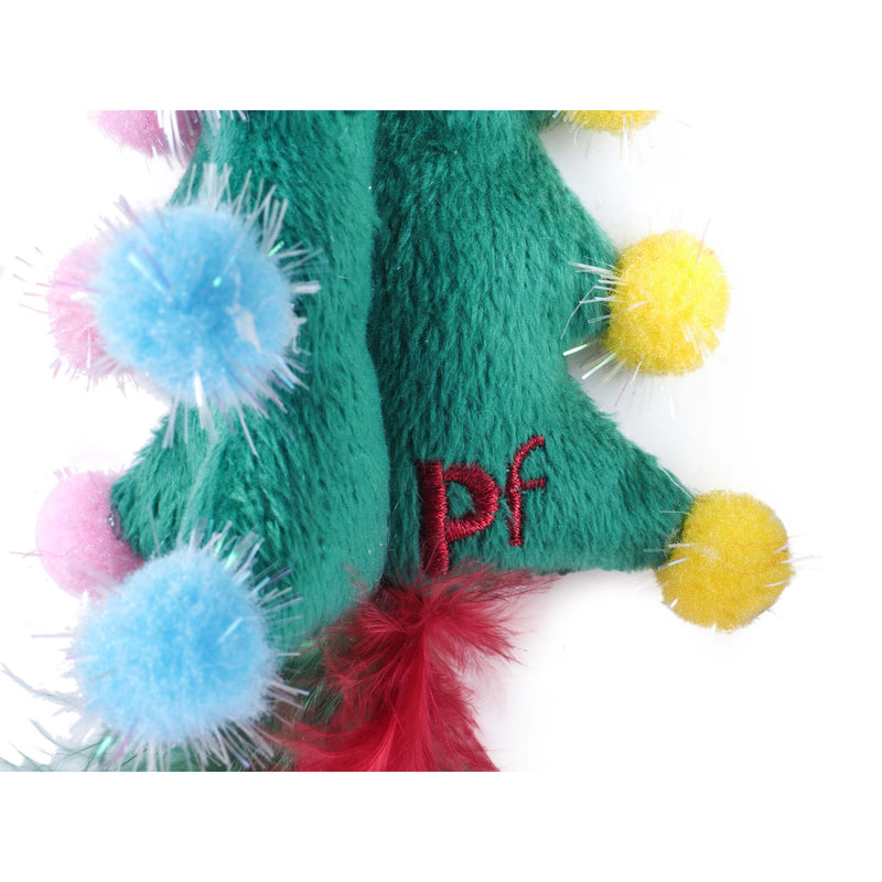 Petface Christmas Tree Cat Toy