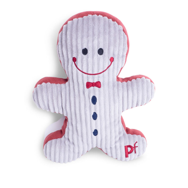 Petface Small Taupe Gingerbread Man