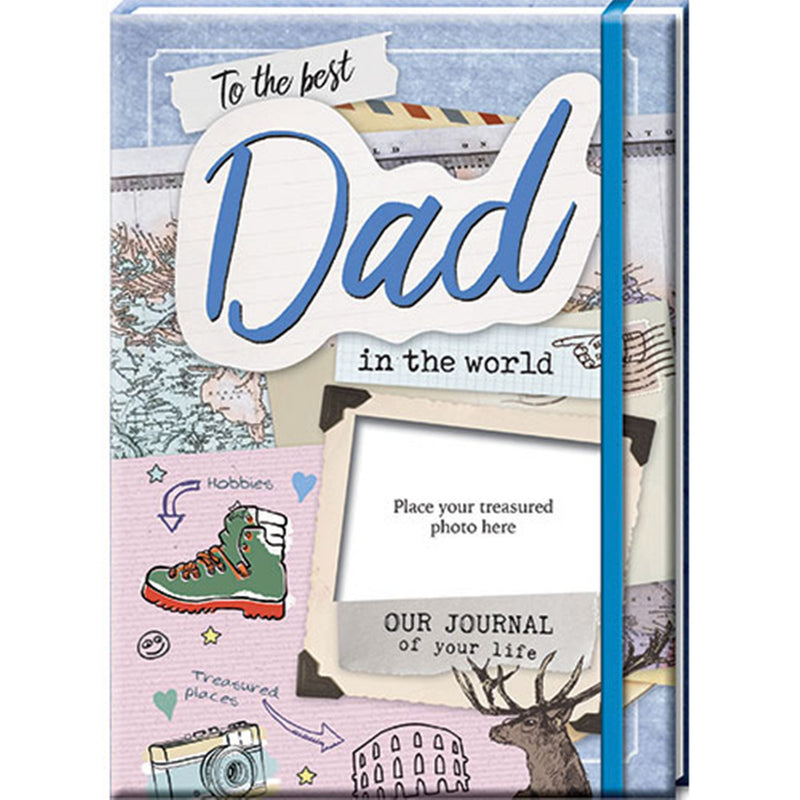 To the Best Dad in the World Journal