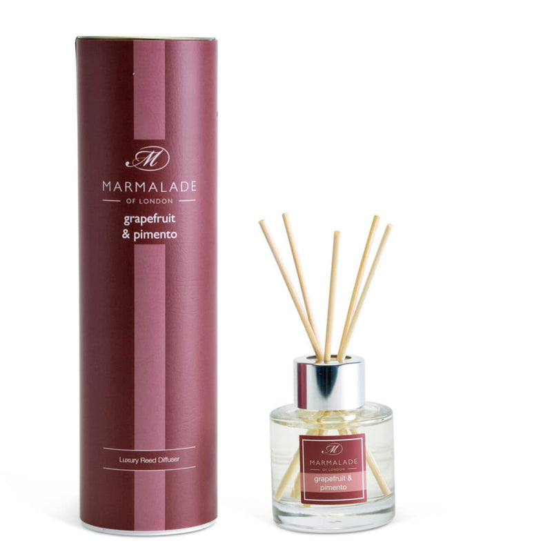 Marmalade Grapefruit & Pimento Travel Reed Diffuser