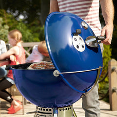 Weber Master Touch 57cm GBS C-5750 Ocean Blue (Collection Only)