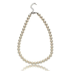 Knight and Day Mia Rhodium Necklace
