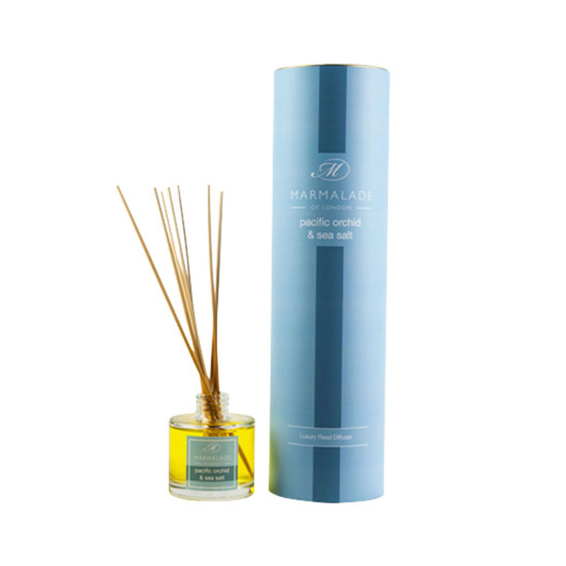Marmalade Pacific Orchid & Sea Salt Reed Diffuser