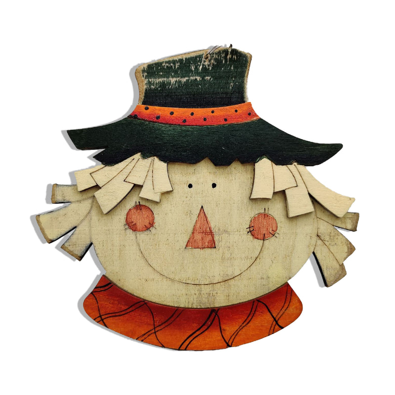 Enchante Scarecrow hanging decoration