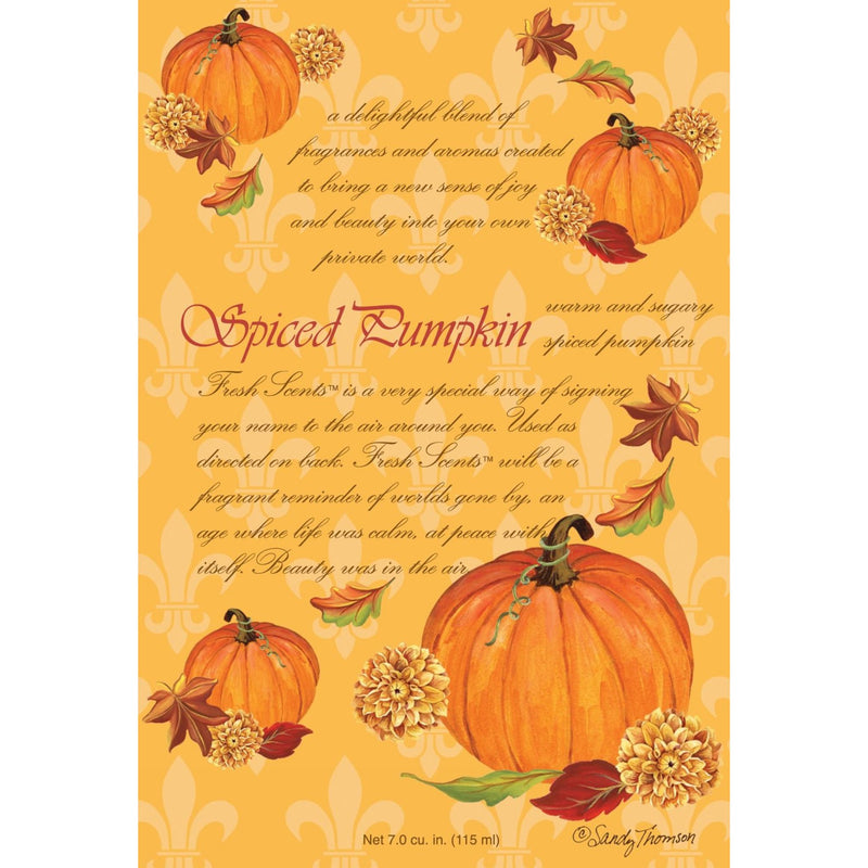 Heart of the Country Spiced Pumpkin Scented Envelope