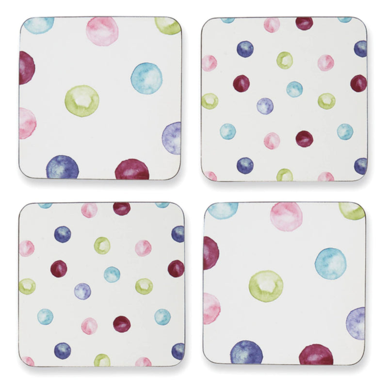 Spotty Dotty Set of 4 Coasters