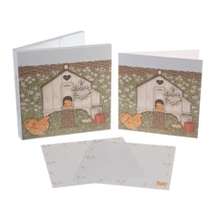 Wrendale Designs Hen House Notecard Pack