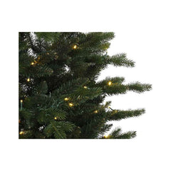 Pre-lit Allison Pine Artificial Christmas Tree (8ft) (Collection Only)