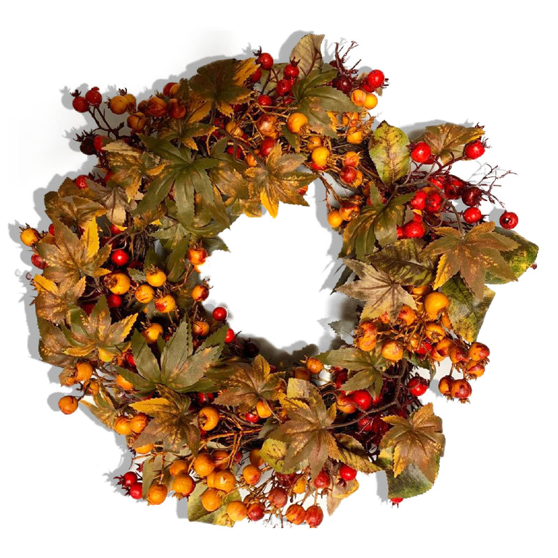 Enchante Hawberry Hedge Wreath (Collection Only)