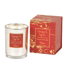 Torc Cinnamon & Log Fire Boxed Tumbler