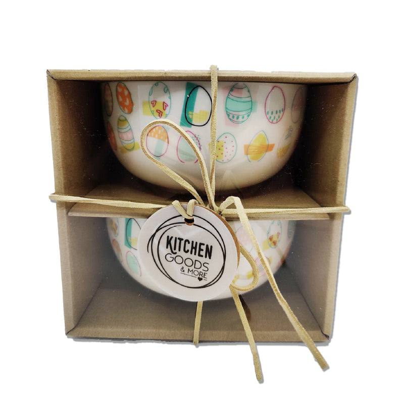 Easter Bowl Gift Set of Two