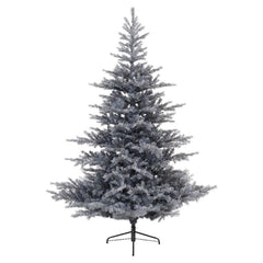 Frosted Grandis Fir Artificial Christmas Tree (8ft) (Collection Only)