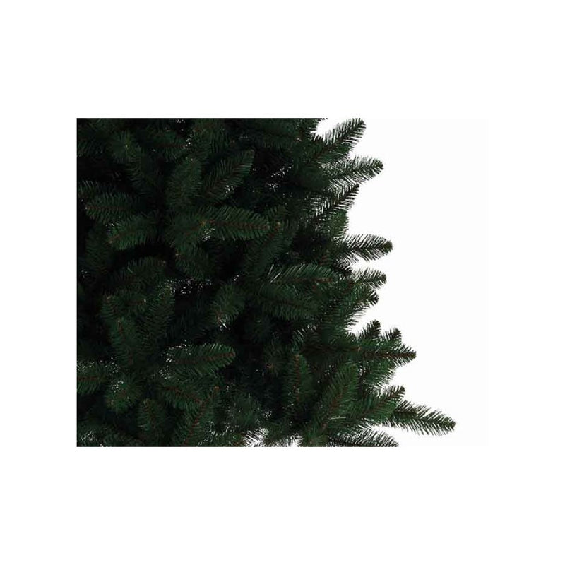 Lodge Slim Pine Artificial Christmas Tree (7ft) (Collection Only)