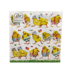 Chicks on Catwalk Lunch Napkins
