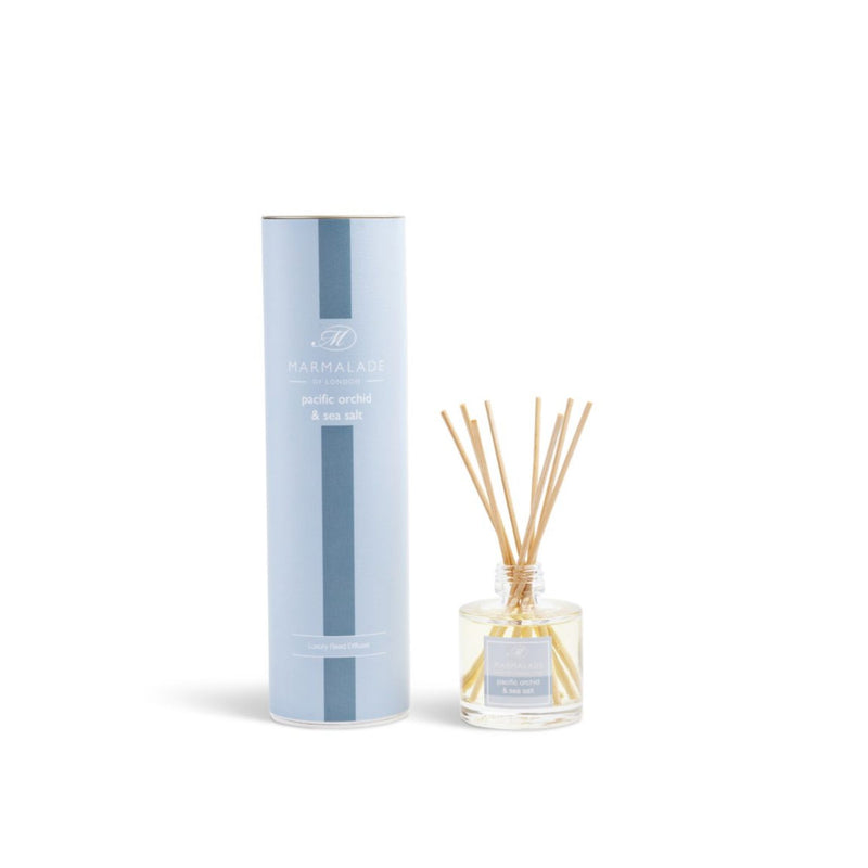 Marmalade Pacific Orchid & Sea Salt Travel Reed Diffuser