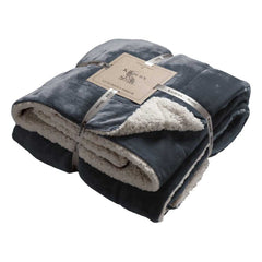 Kilburn Scott Luxurious Throw Grey