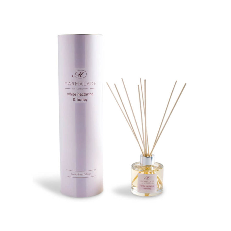 Marmalade White Nectarine & Honey Reed Diffuser