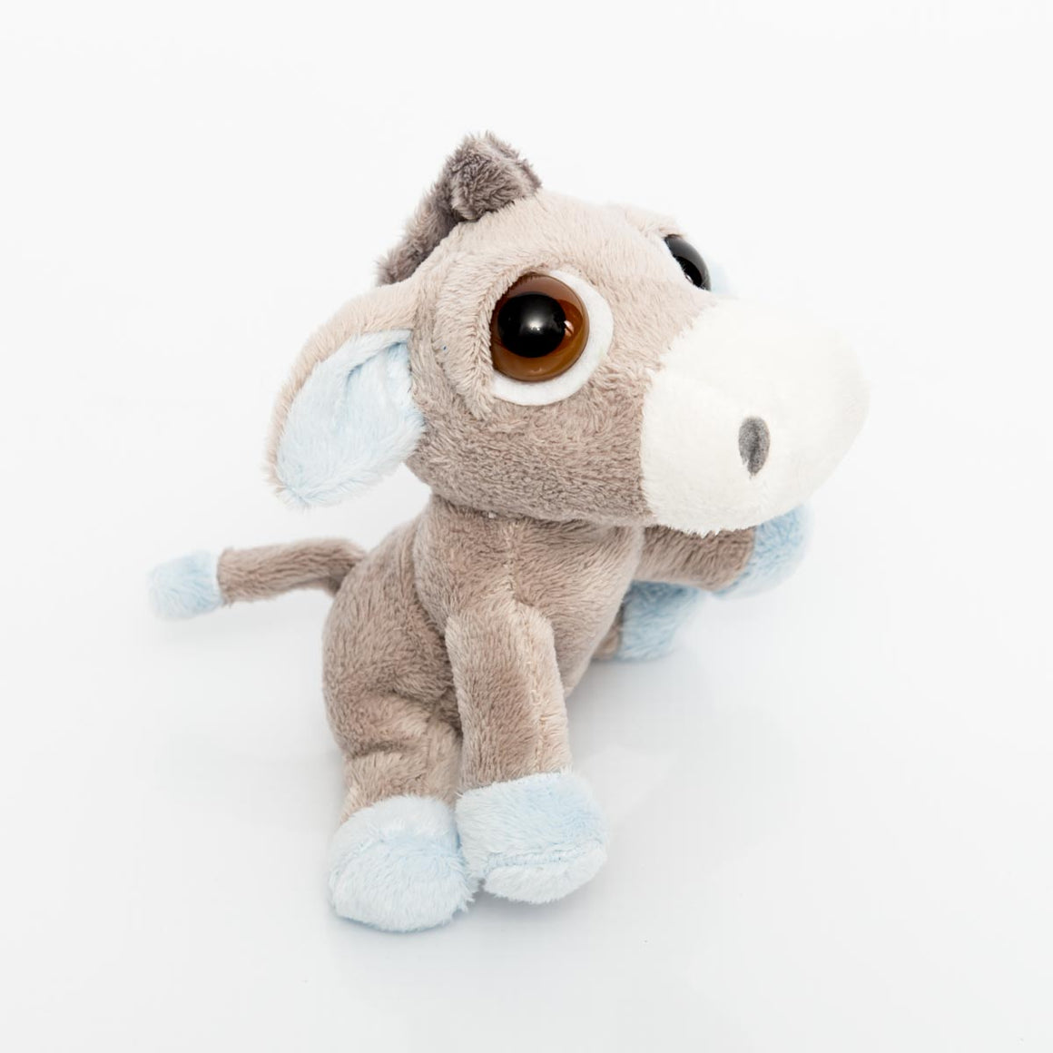 Luna Donkey Rattle: Blue