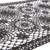 Backed Crochet Vinyl Placemats Set