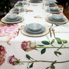 Antique Rose Tablecloth