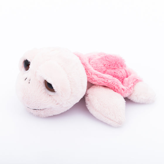 Coral Pink Turtle with Rattle