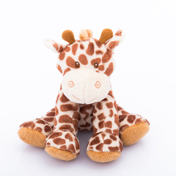 Giraffe with Rattle