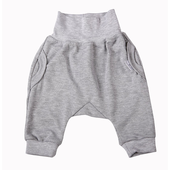 Baby Slouch Pants - Grey