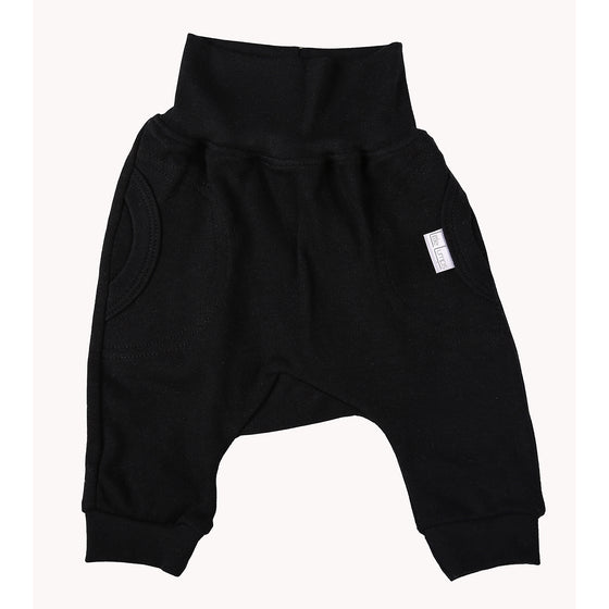 Baby Slouch Pants - Black
