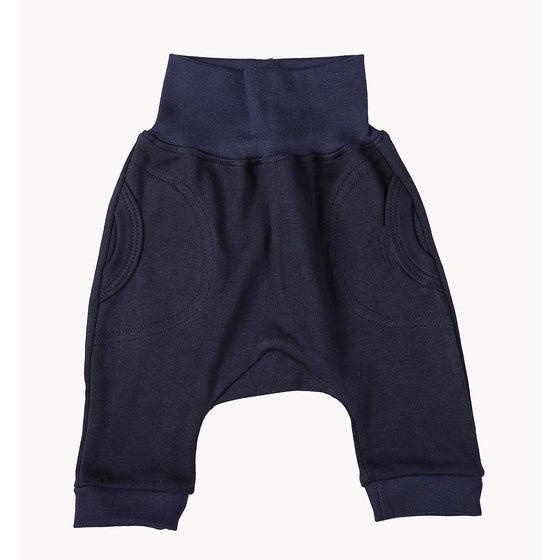 Baby Slouch Pants - Navy