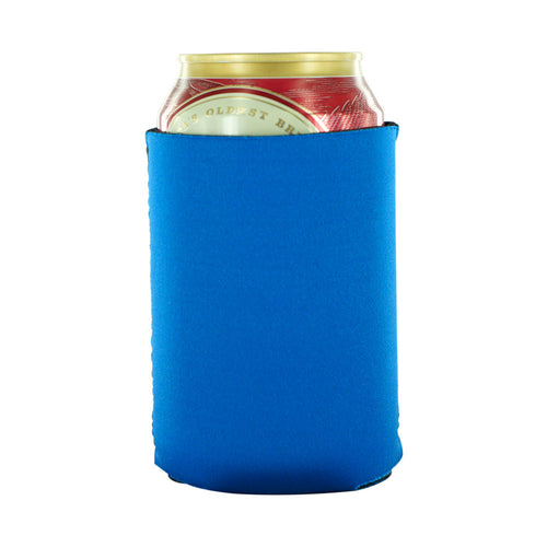 Royal Blank can koozies